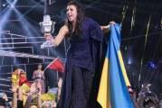 Η Ουκρανή νικήτρια της Eurovision σε ναζιστικό φεστιβάλ! (pics)