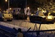 Συλλήψεις 754 ατόμων για την απόπειρα πραξικοπήματος στην Τουρκία