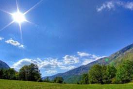 Καιρός: Νέα άνοδος θερμοκρασίας σήμερα (video)