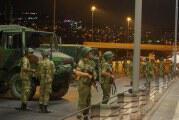«Mαύρο» το 2016 για την Τουρκία: 7 τρομοκρατικά χτυπήματα, ένα πραξικόπημα και η δολοφονία του Ρώσου