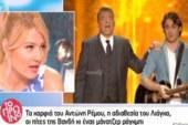 Φαίη Σκορδά: Το σχόλιο για τη λιποθυμία του Γιώργου Λιάγκα στο Rising Star