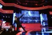 Το ατύχημα του Βαγγέλη Κακουριώτη στη σκηνή του Star Academy! (video)