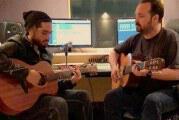 Κώστας Μακεδόνας και Χρήστος Μάστορας προβάρουν το καινούργιο τους τραγούδι (vid)