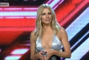 X Factor: «Εγκεφαλικά» μοίρασε η Ευαγγελία Αραβανή