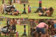 Survivor: To σοκαριστικό ατύχημα του Βασάλου κατά τη διάρκεια του αγωνίσματος