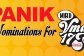 42 Υποψηφιότητες στα MAD VMA '17 για την Panik Entertainment Group!