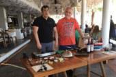 Στην κουζίνα με τον Άρη: Μυκονιάτικες γεύσεις…