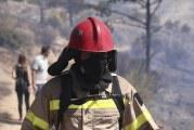 Ξημέρωμα χωρίς ενεργό μέτωπο φωτιάς στην Ανατολική Αττική
