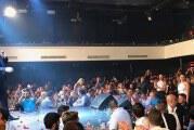 Καραγκούνης και Αθανασιάδης διασκέδασαν στον Νίκο Μακρόπουλο (pics)