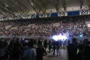 Χαμός στη συναυλία του Ρέμου, χωρίς τον… Ρέμο! (pics)