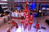 «Πρωτοχρονιά μαζί» με τις Red Drops (vids)