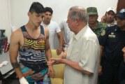 Απελευθερώθηκε ο Πουλίδο – Όλο το ρεπορτάζ για τον άσο του Ολυμπιακού