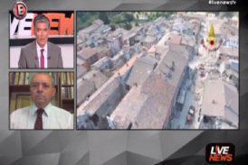 Σεισμός στην Ιταλία: Ανησυχεί ο Λέκκας! «Συνήθως δεν είναι μόνο ένας ο σεισμός»! (vid)