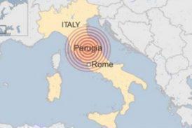 Φονικός σεισμός 6,2 ρίχτερ στην Ιταλία – Εικόνες καταστροφής με νεκρούς και εγκλωβισμένους