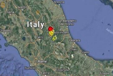 Σεισμός 6,6 Ρίχτερ στην Ιταλία!