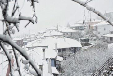 Καιρός: Χιόνια και θερμοκρασίες κάτω από το 0