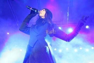 Πάολα: Ξεσήκωσε το κοινό σε φιλανθρωπική συναυλία (pics)