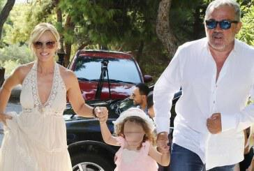 Πέγκυ Ζήνα – Γιώργος Λύρας: Η κόρη τους μεγάλωσε και κάνει kick boxing!