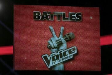 The Voice: Όλα όσα έγιναν την τρίτη μέρα των battles – Τι θα δούμε απόψε