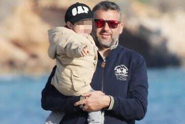 Γιώργος Λιάγκας: Ο μεγάλος γιος του πήρε το πρώτο του μετάλλιο στο σκι