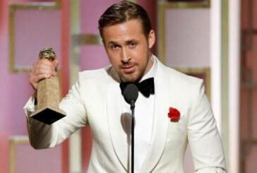 Τα τρυφέρα λόγια του Ryan Gosling για την Eva Mendes στις Χρυσές Σφαίρες (pics-vids)