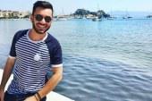 Τρελαίνομαι: Πότε κυκλοφορεί το νέο τραγούδι του Κωνσταντίνου Κουφού
