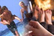 Τρελάθηκε ο καιρός: Βαρυχειμωνιά στη Βόρεια Ελλάδα, κατακαλόκαιρο στην Κρήτη!
