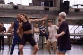 Η Ελένη Φουρέιρα μαθαίνει στους Ισπανούς να χορεύουν το Fuego! (video)