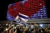 Ξέφρενοι πανηγυρισμοί στο Ισραήλ για τη νίκη της Νέτα (pics)