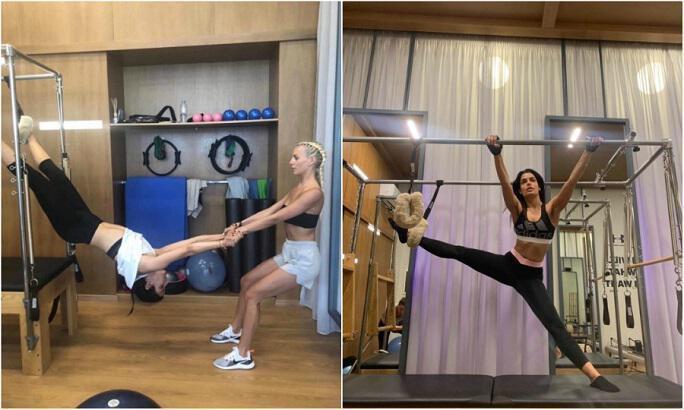 a61ed7a9188 Τόνια Σωτηροπούλου: Η αγαπημένη της γυμναστική για τέλειο σώμα και ...